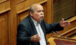 Βούτσης: Δεν υφίσταται ζήτημα αλλαγής του κυβερνητικού σχήματος στην παρούσα Βουλή