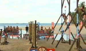 Σοκ στο Survivor: Σφήκα τσίμπησε παίκτη στο πέος (video)