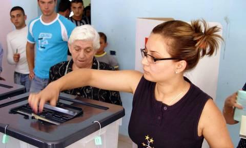 Οι Αλβανοί δεν πήγαν να ψηφίσουν - Πήρε μία ώρα παράταση η ψηφοφορία
