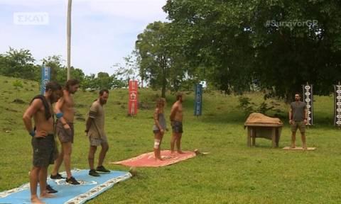 Survivor: Ποιος κέρδισε το ατομικό αγώνισμα και την ασυλία;