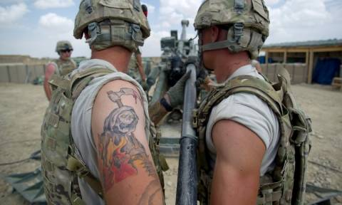 Τατουάζ στο στρατό - Δείτε τι ισχύει