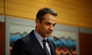 Μητσοτάκης: Διαρθρωτικές μεταρρυθμίσεις η πρώτη προτεραιότητα της ΝΔ