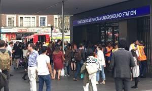 Εκκενώθηκε κεντρικός σιδηροδρομικός σταθμός στο Λονδίνο (vid)