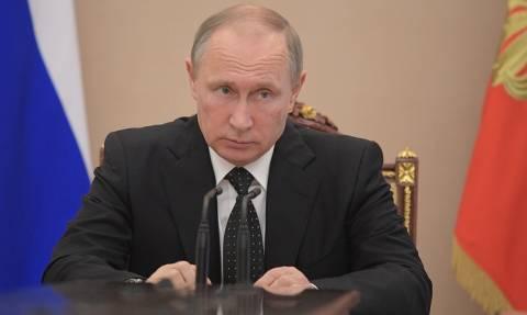 Путин внес в Госдуму Конвенцию Совета Европы о борьбе с финансированием терроризма