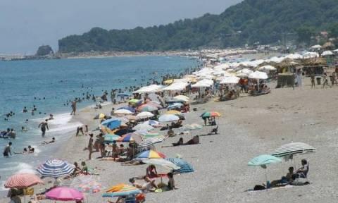 В Греции стоит аномальная жара