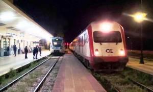 Τραγικός θάνατος βοσκού στον Αλίαρτο: Παρασύρθηκε από τρένο