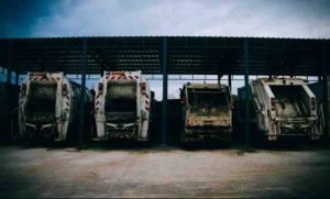 Σκουπίδια απεργία - Ηράκλειο: Βγαίνουν στους δρόμους τα απορριμματοφόρα
