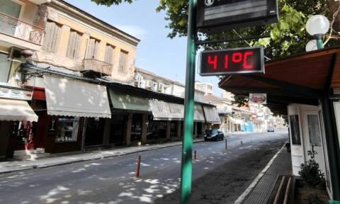 Καιρός: Πλησιάζει το ισχυρότερο κύμα καύσωνα της δεκαετίας - Στους 45 βαθμούς η θερμοκρασία (pics)