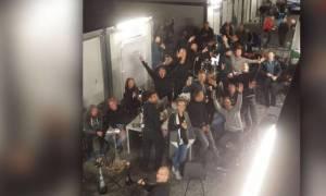 Bild - Σοκ: Αστυνομικοί κατηγορούνται ότι έκαναν σεξ και ουρούσαν δημοσίως πριν από τη Σύνοδο G20