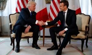 Στη Γαλλία ο Ντόναλντ Τραμπ στις 14 Ιουλίου – Αποδέχτηκε την πρόσκληση Μακρόν