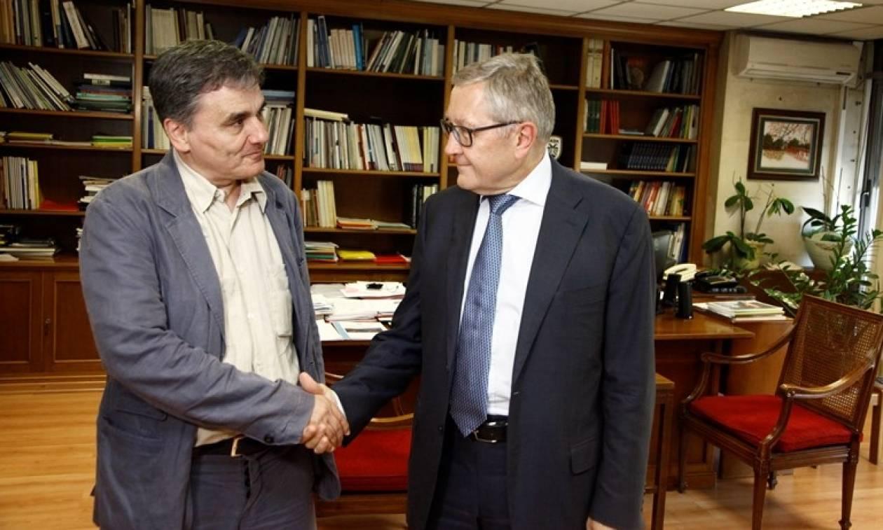 Ρέγκλινγκ: Μόνο αν προχωρήσουν οι μεταρρυθμίσεις η Ελλάδα θα βγει στις αγορές