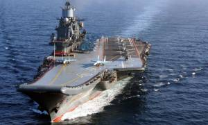 Το αεροπλανοφόρο του μέλλοντος ετοιμάζεται να ναυπηγήσει η Ρωσία