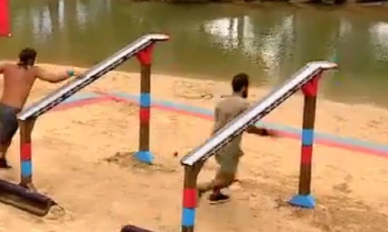 Survivor: Απόλυτη ανατροπή για τους συμμετέχοντες στον ημιτελικό! (video)