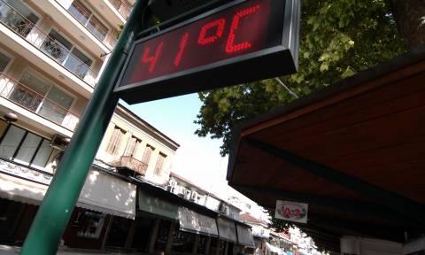 Καιρός: Ξεκίνησε η επέλαση του καύσωνα - Στους 41 βαθμούς η θερμοκρασία