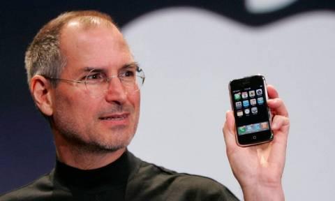 Δέκα χρόνια από την κυκλοφορία του iPhone