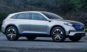 Πόσο θα κοστίζει η πρώτη πλήρως ηλεκτρική Mercedes;