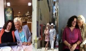 Το τελευταίο μήνυμα της Νανάς Καραγιάννη στην μητέρα της