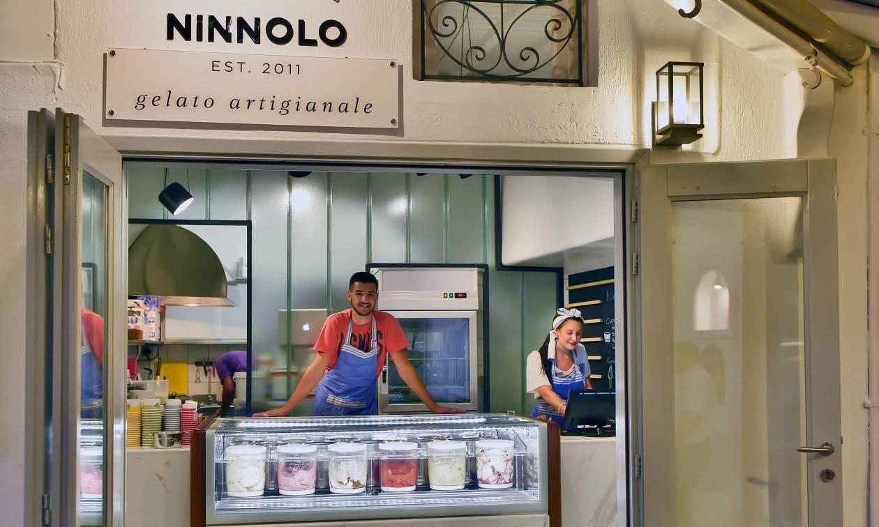 Ninnolo: Το μυστικό του τέλειου χειροποίητου παγωτού καταφθάνει στη Μύκονο μαζί με το gourmet brunch