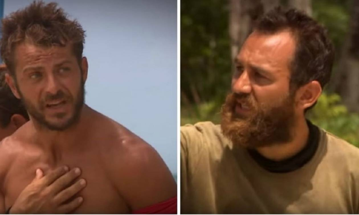 Survivor: Επαιξαν ξύλο Ντάνος και Αναγνωστόπουλος; Ολη η αλήθεια για τη... διαρροή (video)
