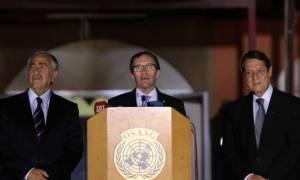 Ελβετία: Οι προτάσεις που κατέθεσαν Ελλάδα-Κύπρος στη Διάσκεψη για το Κυπριακό