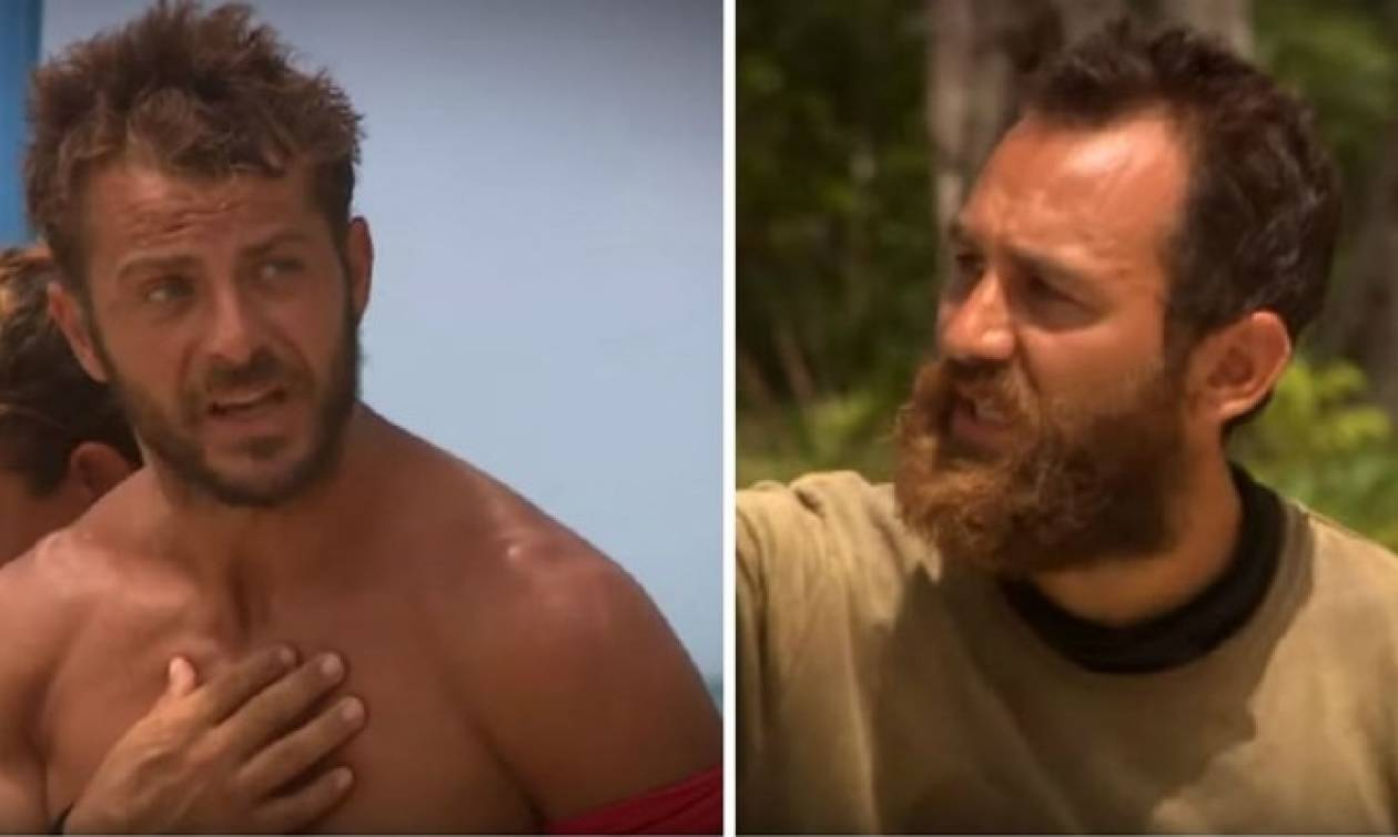 Survivor - Μισθοφόρος σε Ντάνο: Άντε γαμ@@@ ρε γελοίε!
