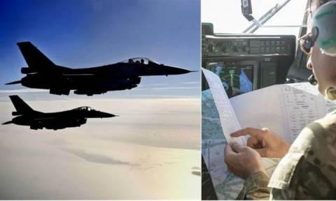Τι και αν διαπραγματεύονται; «Δέσμευσαν» το FIR Λευκωσίας οι Τούρκοι