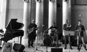 Το Αfter 8 Jazz Sextet στον Κήπο του Μεγάρου