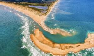 Μυστήριο: Νησί εμφανίστηκε ξαφνικά στο Τρίγωνο των Βερμούδων