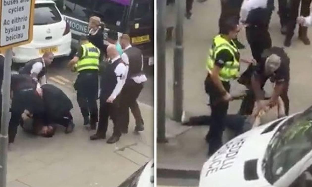 Συναγερμός στο Κάρντιφ: Συνελήφθη άνδρας με ματσέτα λίγο πριν τη συναυλία του Τζάστιν Μπίμπερ (vid)