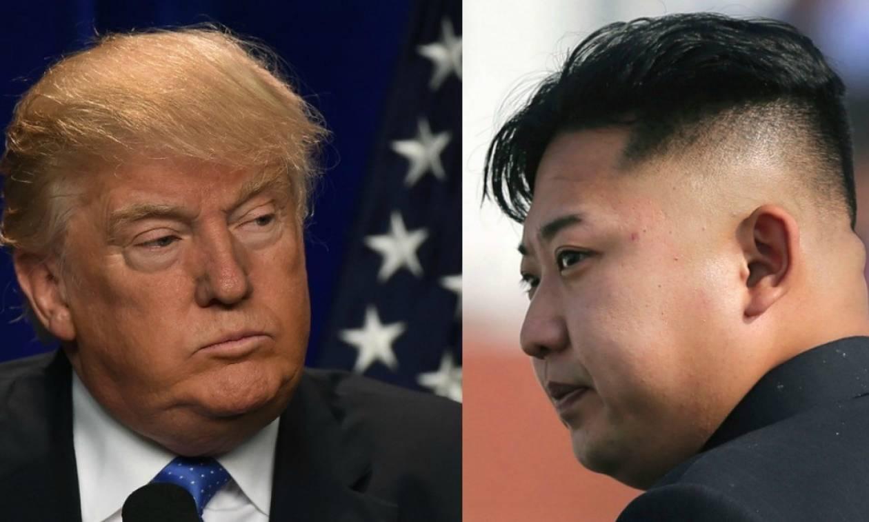 Τραμπ: Η υπομονή με τη Βόρεια Κορέα τελείωσε! (vid)