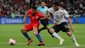 Τελικός Confederations Cup: Σε ρόλο… Αργεντινής η Χιλή απέναντι στη Γερμανία