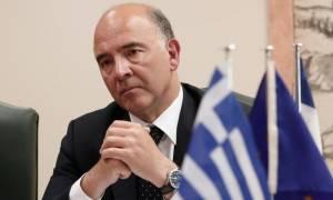 Μοσκοβισί: Ο ΣΥΡΙΖΑ έχει κάνει σκληρές επιλογές