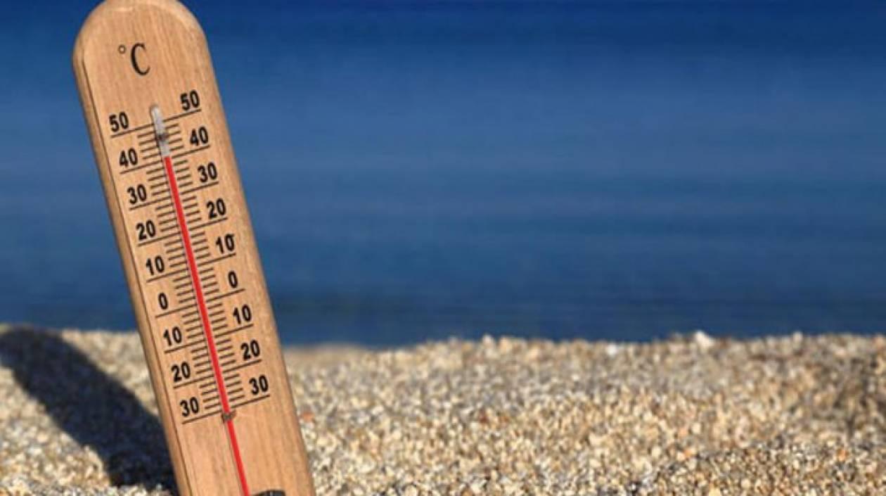 Καύσωνας - Λάρισα: Τους 44 θα δείξει ο υδράργυρος το Σάββατο (1/7)