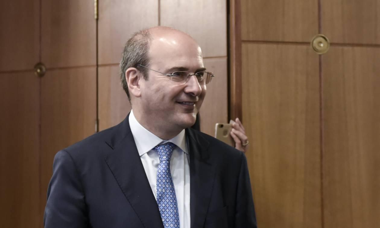 Χατζηδάκης: Η κυβέρνηση θα πέσει γιατί κινείται με απίστευτη έπαρση και αλαζονεία