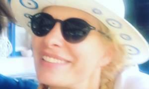 Η νέα φωτογραφία της Μενεγάκη από τις διακοπές της και η αποκάλυψη!