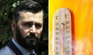 Καύσωνας - απολογισμός: Δείτε σε ποιες πόλεις σημειώθηκαν θερμοκρασίες ρεκόρ
