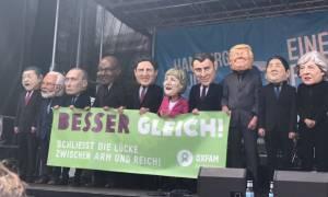 Σύνοδος Κορυφής G20: Μεγάλη διαδήλωση στο Αμβούργο