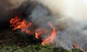 Προσοχή! Μεγάλος ο κίνδυνος πρόκλησης και εξάπλωσης πυρκαγιών τα επόμενα εικοσιτετράωρα (pic)