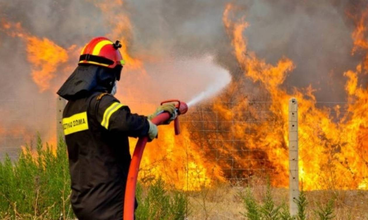 Φωτιές τώρα: Δείτε LIVE που υπάρχουν πυρκαγιές σε εξέλιξη αυτή τη στιγμή στην Ελλάδα