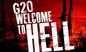 G20: Xιλιάδες διαδηλωτές στέλνουν το δικό τους μήνυμα: «Καλώς ήλθατε στην κόλαση του Αμβούργου»
