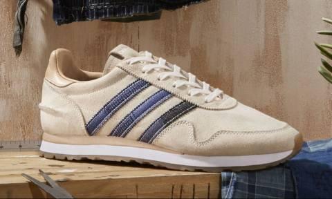 H Adidas πάει το old school δύο βήματα μπροστά