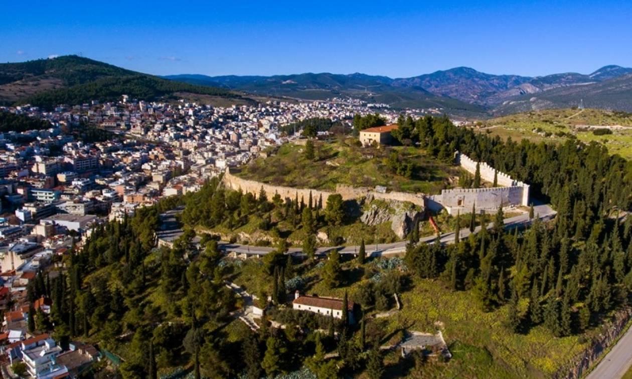 Το γαστρονομικό φεστιβάλ «Κερνάμε Ελλάδα» στη Λαμία