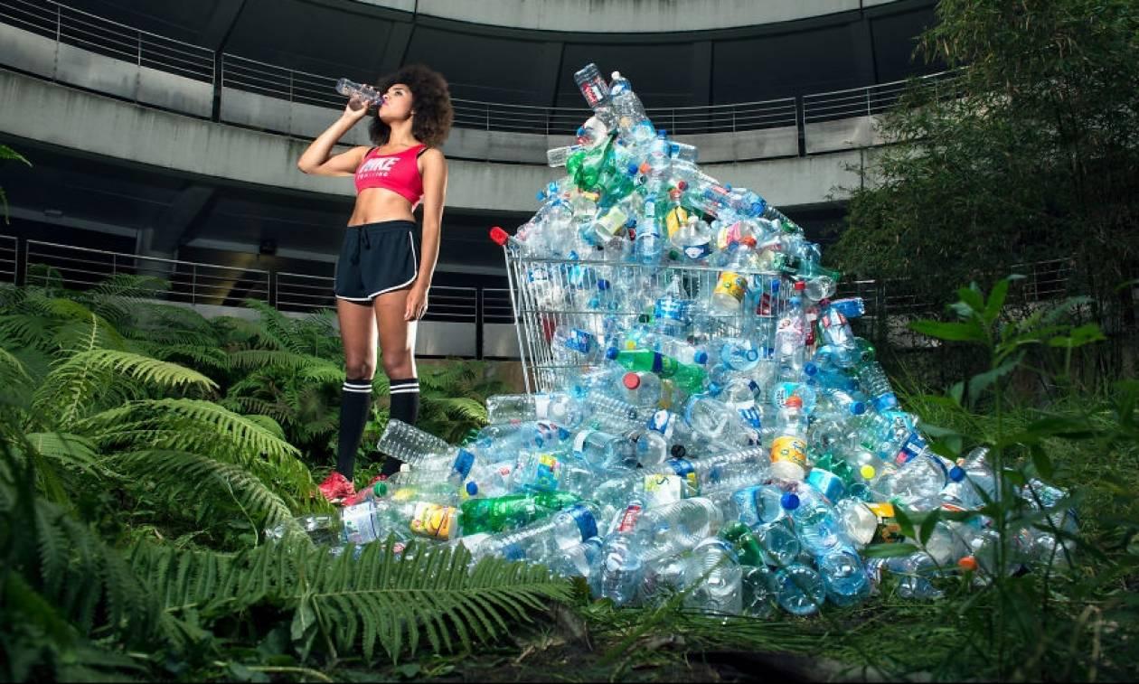 Viral: Δείτε τι θα συνέβαινε αν σταματούσατε να ανακυκλώνετε επί τέσσερα χρόνια (Pics)