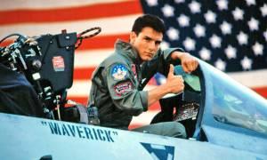 Παροξυσμός για το νέο Top Gun και τον Τομ Κρουζ!
