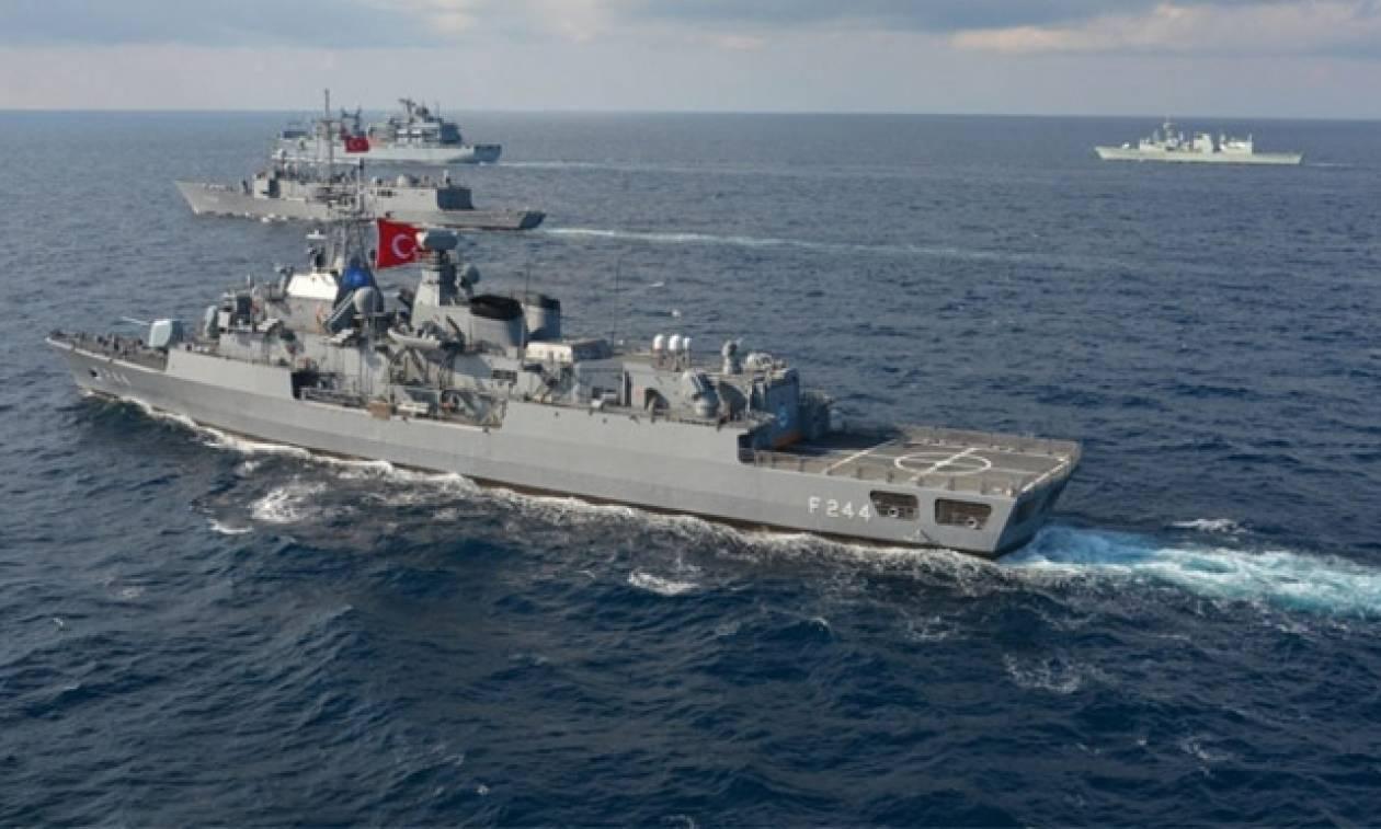 Δραματικές εξελίξεις: Τουρκικά πλοία στο Αιγαίο μετά τα πυρά του Λιμενικού