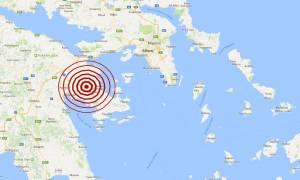 Σεισμός κοντά στην Επίδαυρο - Αισθητός στην Αττική (pics)