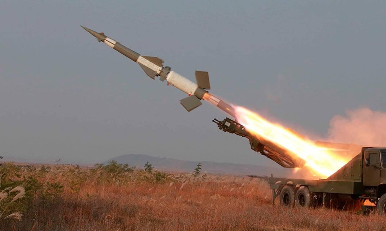 Η Βόρεια Κορέα προχώρησε σε νέα εκτόξευση βαλλιστικού πυραύλου