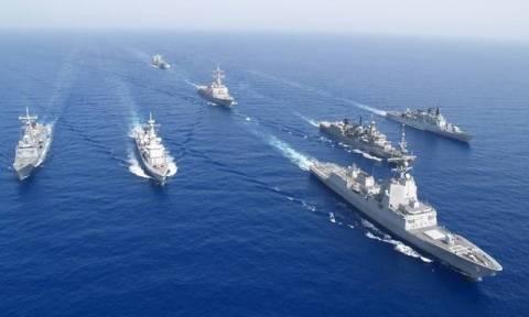 Береговая охрана Греции открыла огонь по турецкому грузовому судну