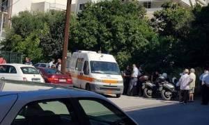 ΣΟΚ στην Καλαμάτα - Αυτοκτόνησε στο κέντρο της πόλης