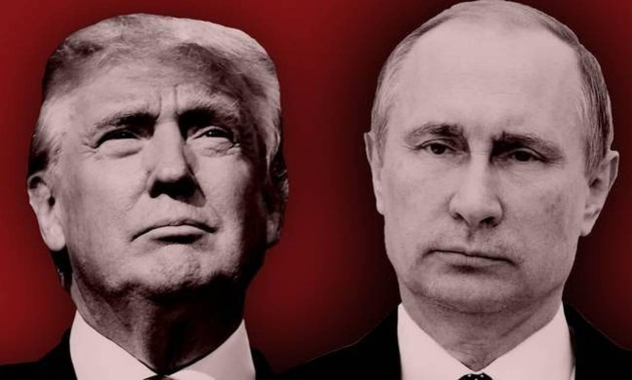 Η πρώτη συνάντηση του Βλαντιμίρ Πούτιν με τον Ντόναλντ Τραμπ είναι γεγονός